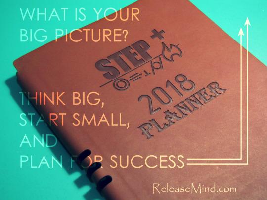 STEP+ Productivity Planner 2018